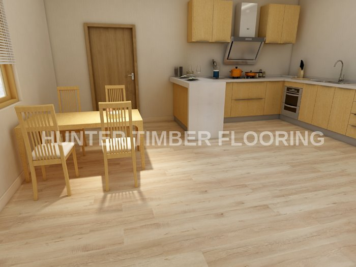 Laminate Flooring Natural Oak Ac4 Rating Residential Commercial Use