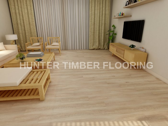 Htl603 Natural Oak Ac4 Natural Oak Laminate Flooring