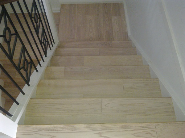 Staircases Flooring Installation