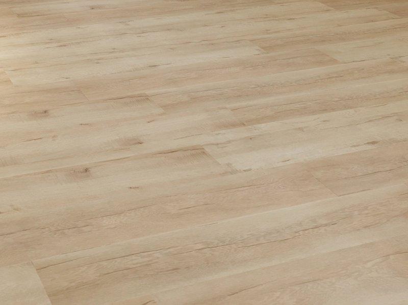 Htl603 Natural Oak Ac4 Natural Oak Laminate Flooring Matte Finish