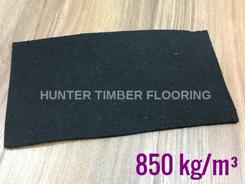 5mm Rubber Underlay 12sqm 5mm Rubber Acoustic Underlay For