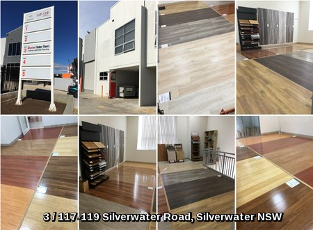 Laminate Flooring Showroom